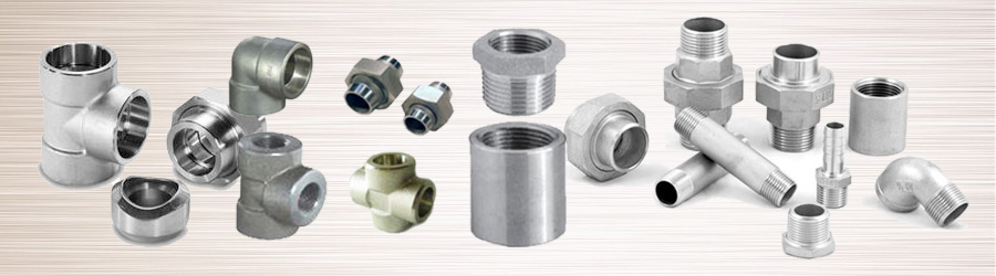 Duplex Steel ASTM A182 F51 / F60 Forged Fittings