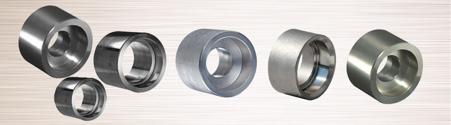 Forged Socket weld Half Coupling