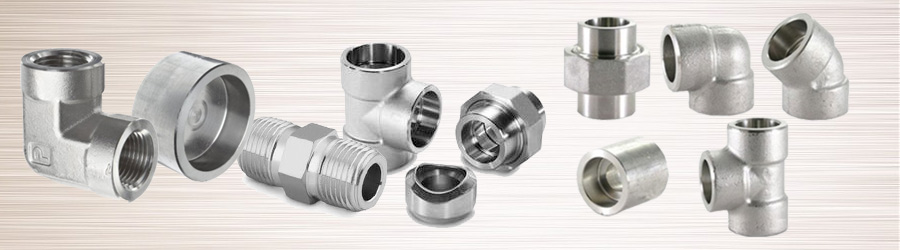Stainless Steel 321/ 321H Forged Fittings