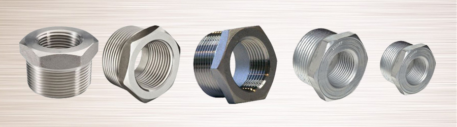 Forged Screwed-Threaded Bushing